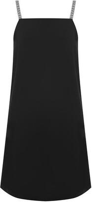 Calvin Klein 50 Logo Slip Dress