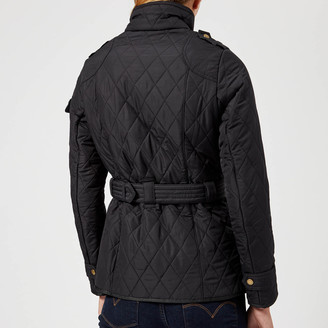 Barbour International Women's Tourer Polarquilt Jacket