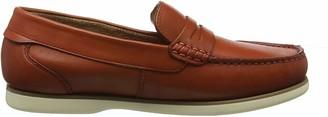 Chatham Faraday Made by U Coffee Deck Shoes-8