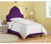 Skyline Furniture Kids Premier Hot Purple Arched Bed
