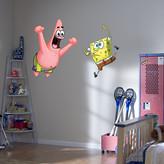 Fathead Nickelodeon SpongeBob SquarePants and Patrick Wall Decal