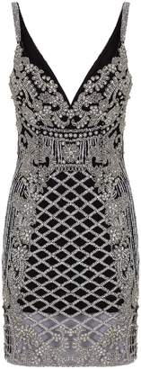 Jovani Embellished Mini Dress