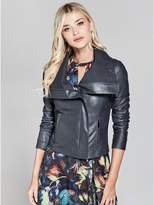 GUESS by Marciano Women's Blair Leather Jacket