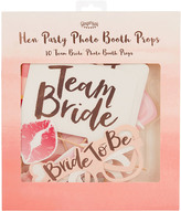 Accessorize Hen Party Photo Booth Props