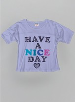 Junk Food Clothing Have A Nide Day-cool Lilac-l
