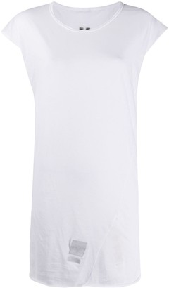 Rick Owens cap sleeve T-shirt
