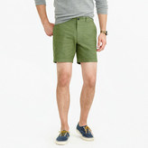 "J.Crew 7"" Short In Rustic Chambray"