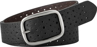 Relics Womens Perforated Reversible Belt