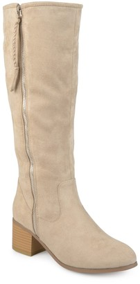Journee Collection Sanora Knee High Boot