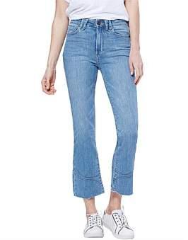Paige Vintage Colette Crop Flare Jean
