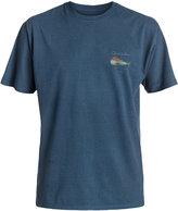 Quiksilver Waterman Men's Graphic-Print Cotton T-Shirt