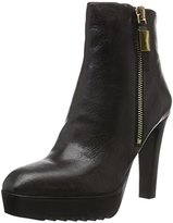 Bruno Premi Women's I6302P Warm-Lined Short-Shaft Boots and Bootees Black Size: