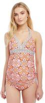 Halter Maternity Tankini Swimsuit