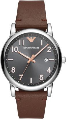 Giorgio Armani Emporio AR11175 Watch Brown