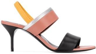 Pierre Hardy TM07 sandals
