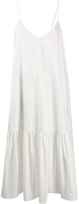 Anine Bing Tiered Sleeveless Dress