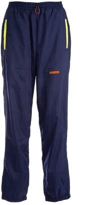 Heron Preston Contrast Pocket Detail Pants