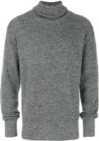 Golden Goose Deluxe Brand roll-neck knitted sweater