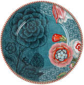 Pip Studio Spring To Life Plate - Blue - Small