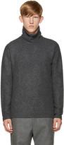 Stephan Schneider Grey Turtleneck Sweater