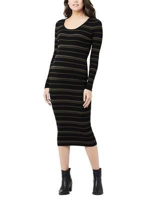 Ripe Maternity Women's Dress Knit