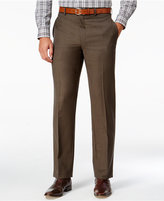 Lauren Ralph Lauren Men's Classic-Fit Olive Neat Wool Dress Pants