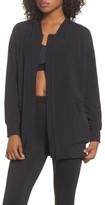 Zella Women's Drawstring Bomber Jacket