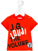 John Galliano printed T-shirt - kids - Cotton - 12 mth