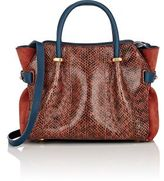Nina Ricci WOMEN'S MARCHÉ SMALL SATCHEL-RED SIZE NA