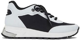 DKNY Women's Sneakers BLW:BLK/WHT - Black & White Mak Sneaker - Women