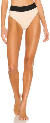 LPA Foster High Waist Bikini Bottom
