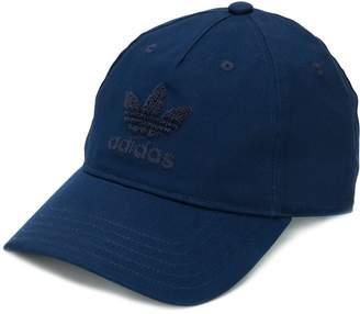adidas textured logo baseball cap