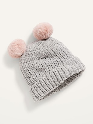Old Navy Chenille Pom-Pom Beanie for Baby
