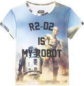 Eleven Paris R2-D2 print t-shirt 4-16 years