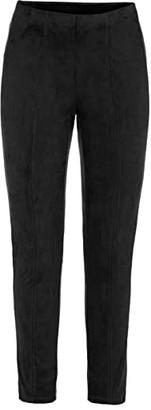 Tribal Flatten It Pull-On Leggings (Black) Women's Casual Pants