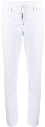 DSQUARED2 Dool Girl Dyed jeans