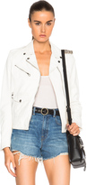 Golden Goose Deluxe Brand Chara Leather Jacket
