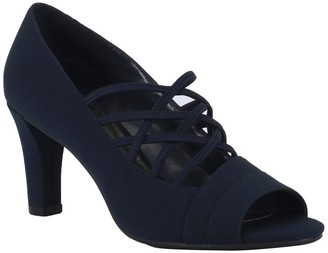 Impo Verily Peep Toe Pump