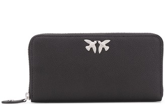 Pinko Dove Plaque Wallet