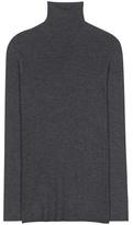 Prada Wool and silk turtleneck sweater
