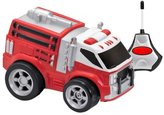 Kid Galaxy Fire Truck -Red