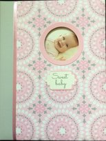 Carter's Baby's 1st Record Memory Book Keepsake First 5 Years Baby Girl by