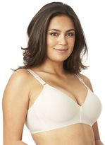 Olga Bra: No Side Effects Wire-Free Full-Figure Contour Bra GM3561A