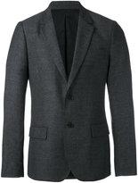 Ami Alexandre Mattiussi lined two button jacket - men - Virgin Wool - 44