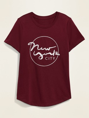 Old Navy New York Graphic Tee for Women