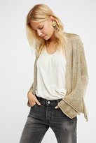 Free People Wishes Come True Cardi