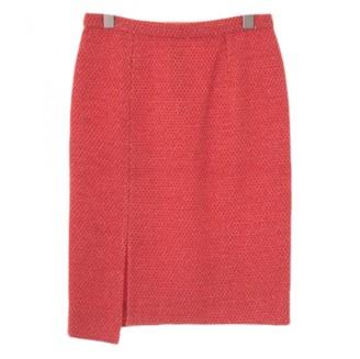 Louis Vuitton Orange Synthetic Skirts