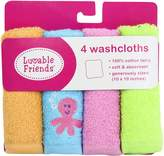 Luvable Friends Washcloth