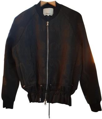 3.1 Phillip Lim Black Leather Jacket for Women