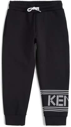 Kenzo Side Stripes Logo Sweatpants